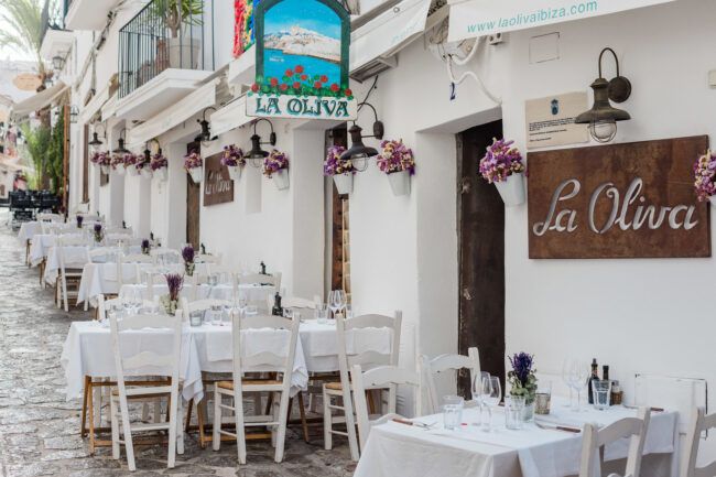 La oliva, Ibiza