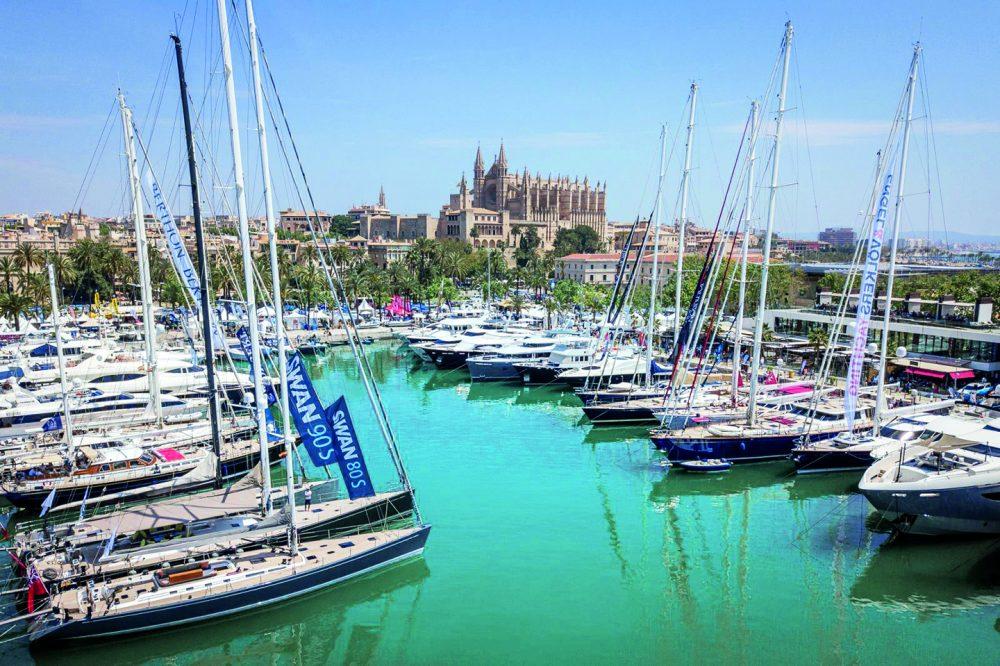mollvell salon nautico palma mallorcabalearic yacht destination