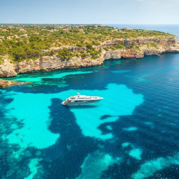 Mallorca superyacht destination