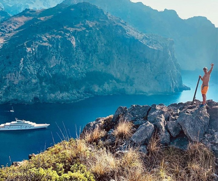 The Balearic Islands of Mallorca, Menorca, Ibiza and Formentera have long been a mecca for holiday makers, and the rich and famous are no different in that respect.