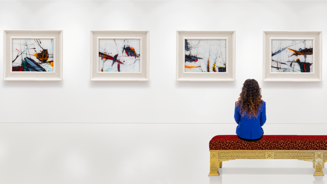Modern Art Gallery Furniture